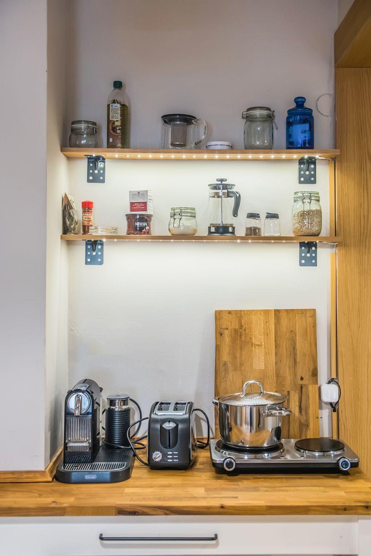 Open Design Kitchennette