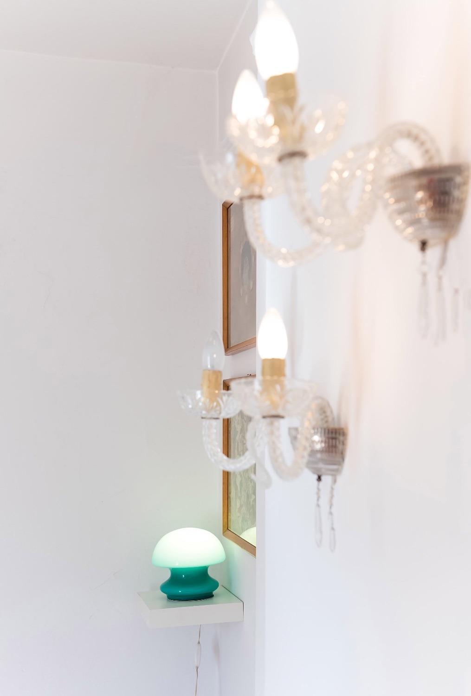 Διακοσμητικά φώτα υπνοδωματίου