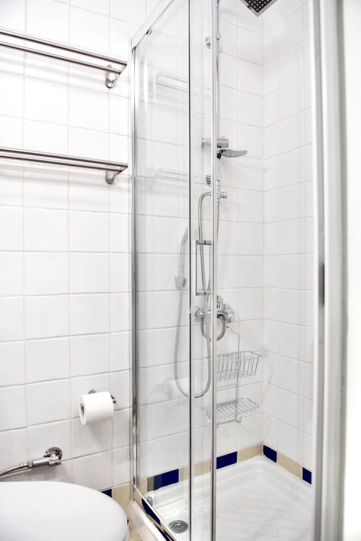 #Morpheus μπάνιο με ντουζ
