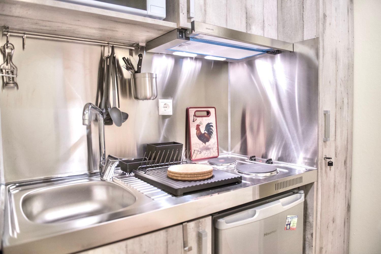 #Morpheus μικρή κουζίνα
