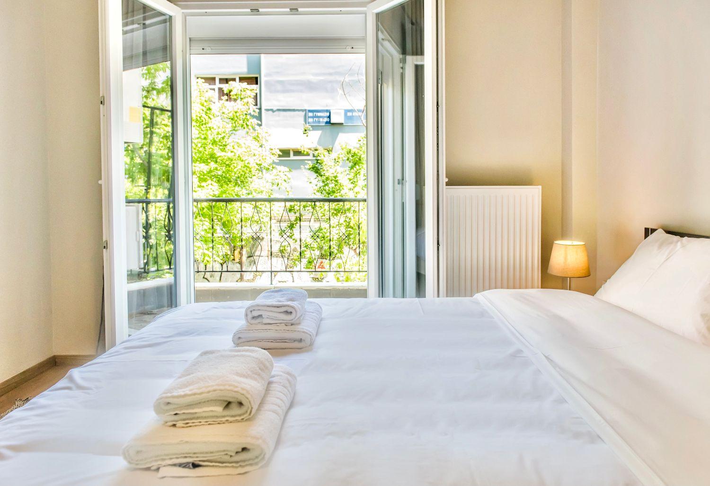 Υπνοδωμάτιο 1 Διπλό Κρεβάτι