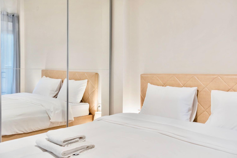 Υπνοδωμάτιο 2 Διπλό Κρεβάτι