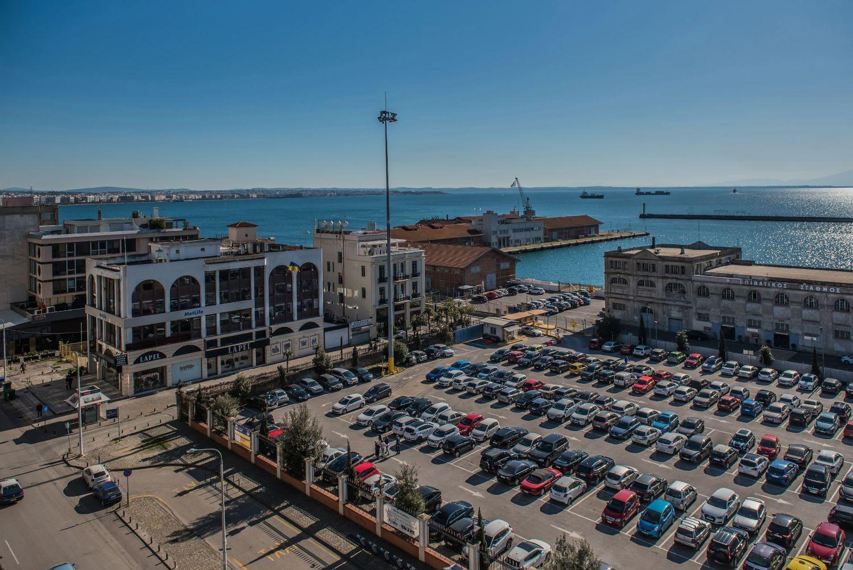 Apartment Sea & Port view