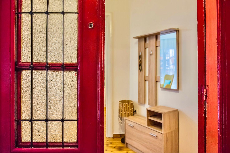 Front Door & Hallway