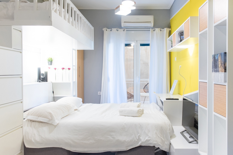 Studio Apartment Double sofa-bed
