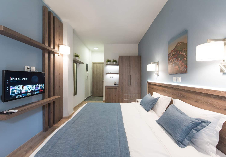 Studio, 1 Double Bed with Netflix TV