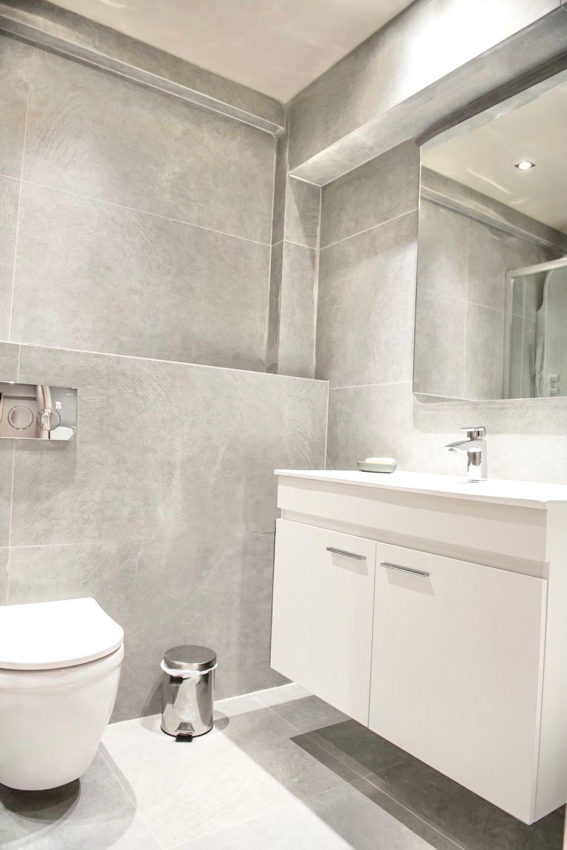 Μπάνιο Στούντιο Β με ντους και WC