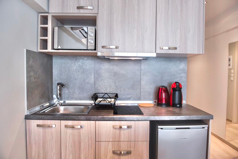 Μικρή κουζίνα Studio C
