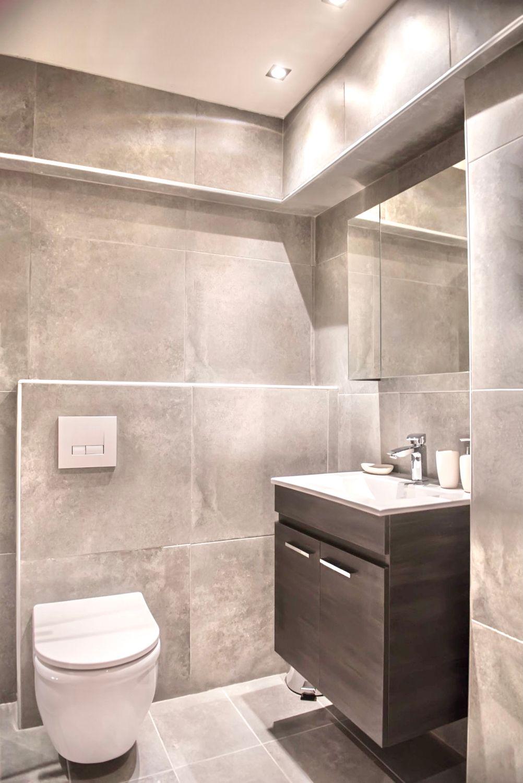 Μπάνιο Studio C με ντους και τουαλέτα