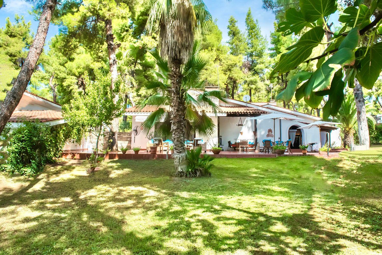 Βίλα Bonnet και Ιδιωτικός Κήπος