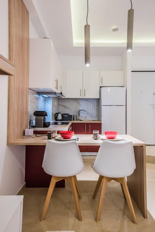 Τραπεζαρία & κουζίνα