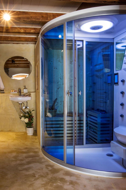 Bathroom 2 Sauna