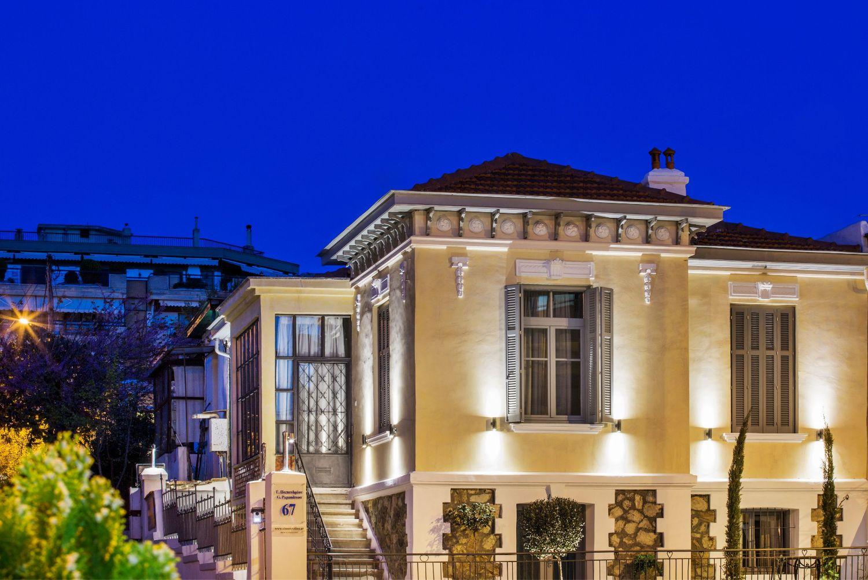 Ouziel villa