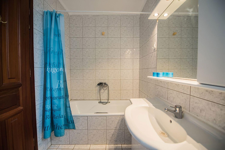 Bathroom 1 with Bathtub and WC