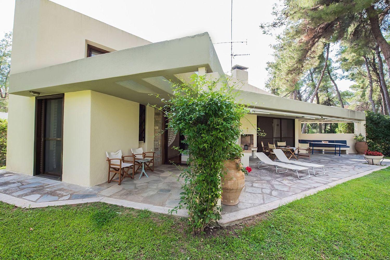 Villa Marigold Veranda