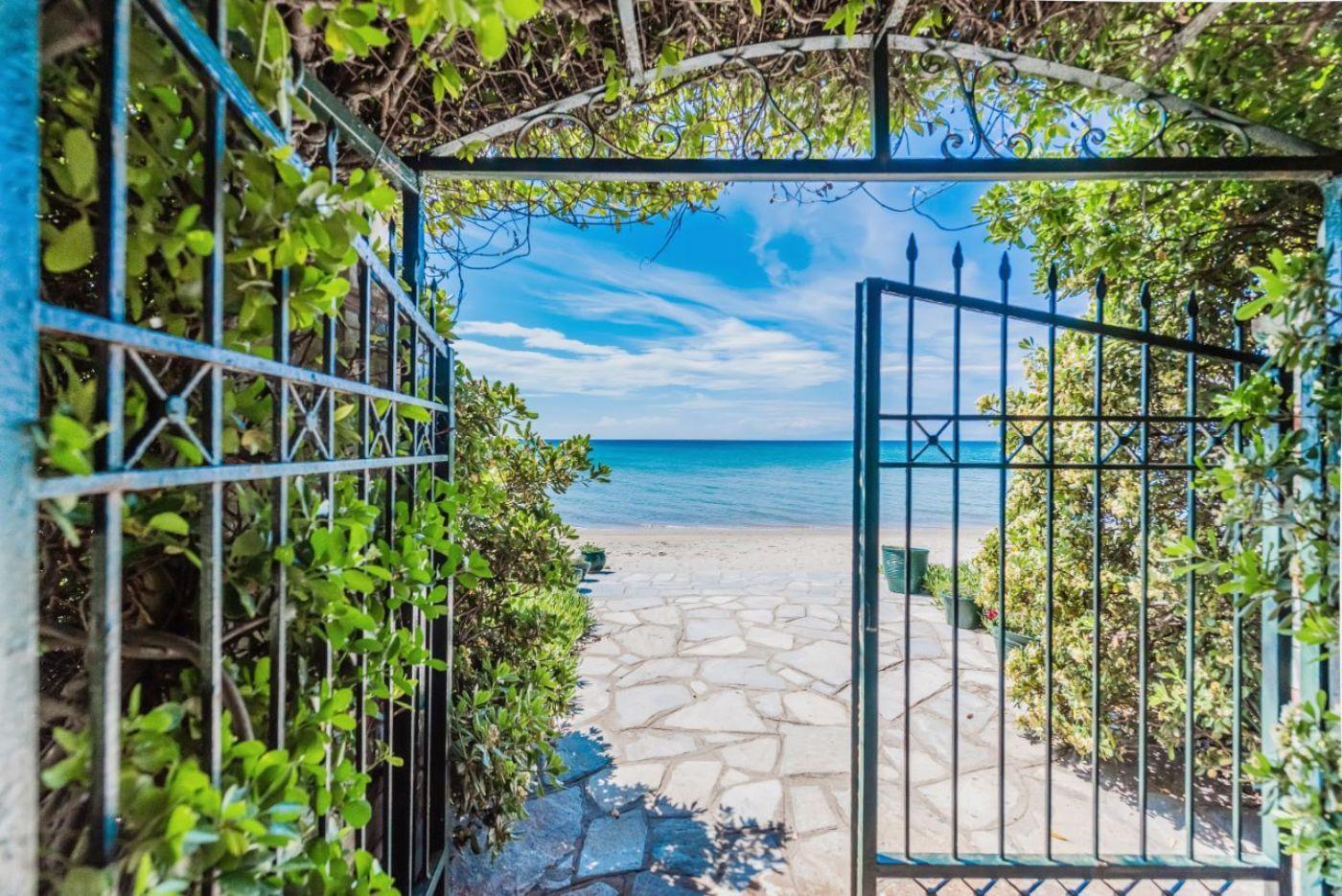 Beachfront Gate