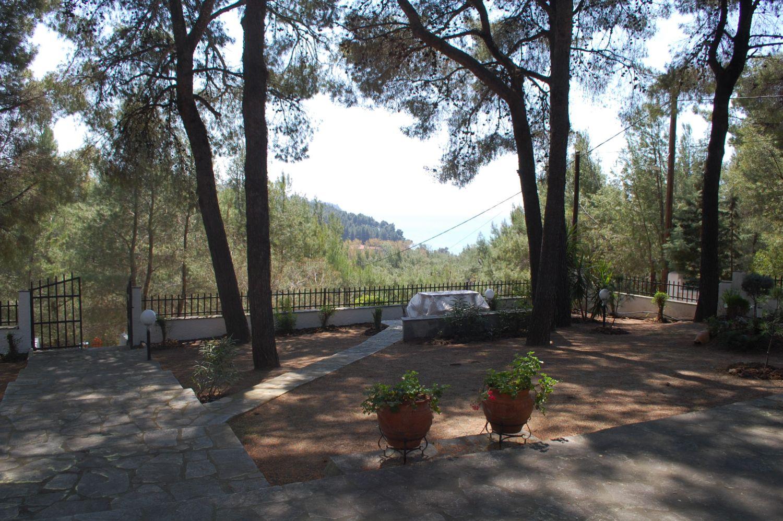 Villa Clementine Garden and Sea View
