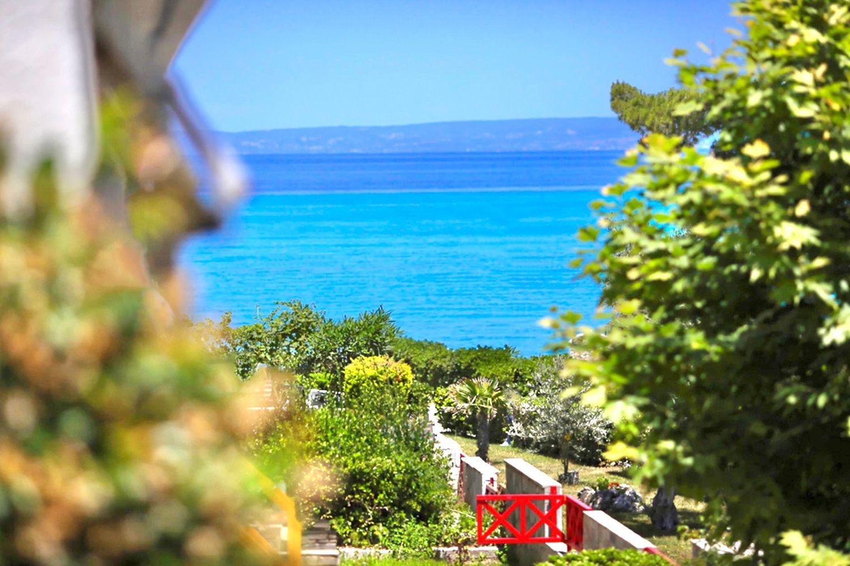Θέα στη θάλασσα
