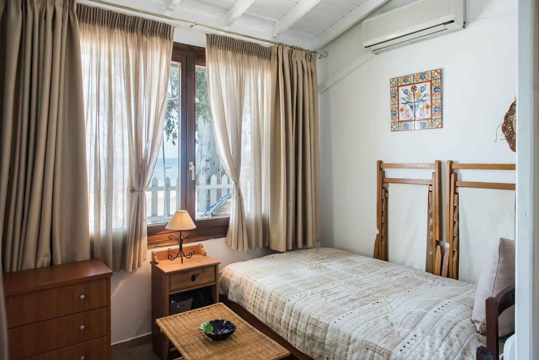 3ο υπνοδωμάτιο με 1 μονό κρεβάτι