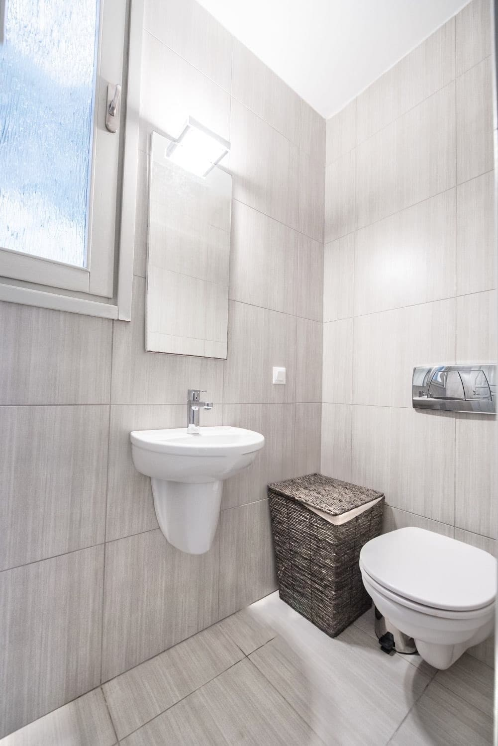 Bathroom with WC