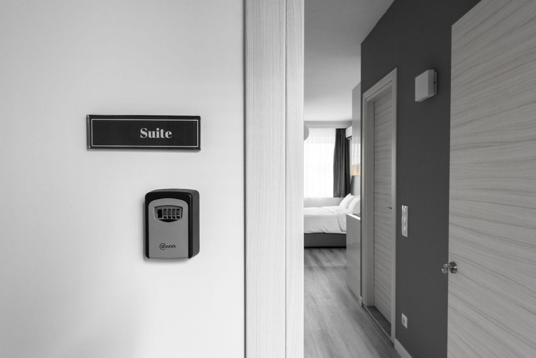 Suite #1, Entrance