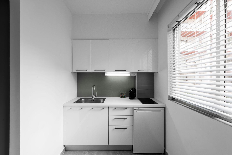 Suite #2, Kitchenette