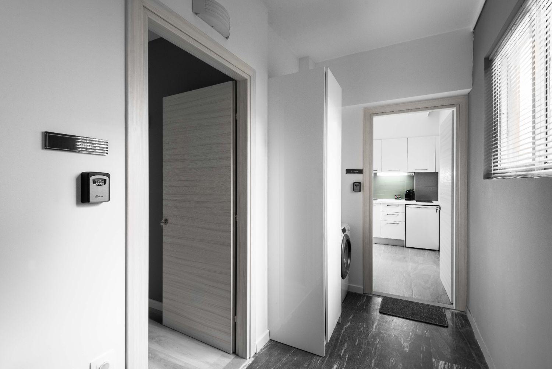 Suites Entrance Hallway