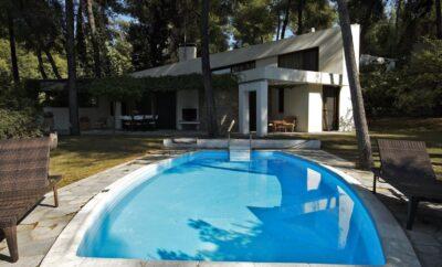 #Antigoni: 4 Bedroom Villa with Private Pool