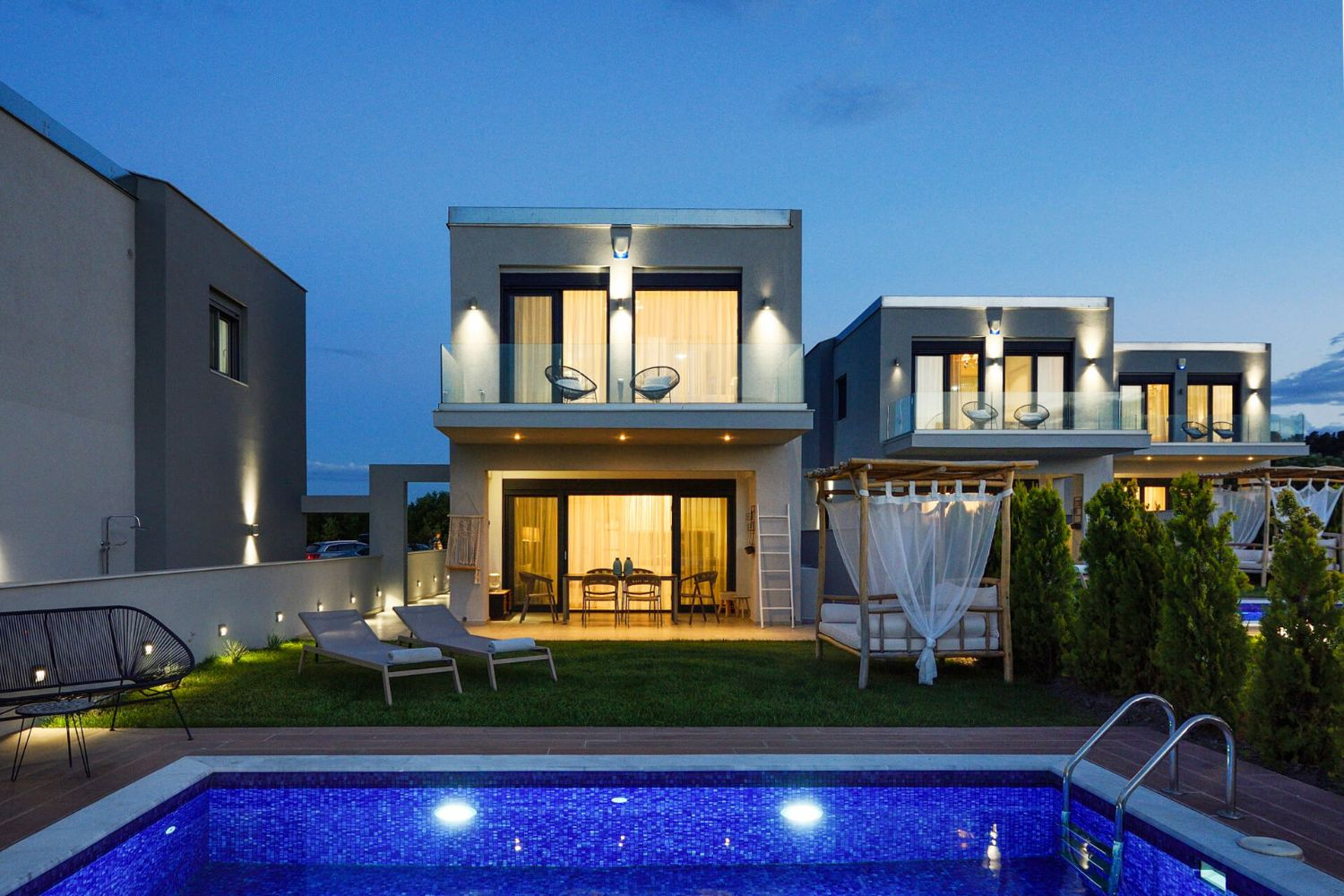 3 Bedroom Villas with Private Pool