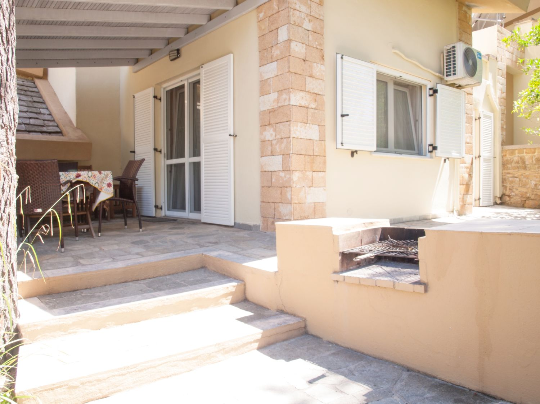 Villa Veranda and patio