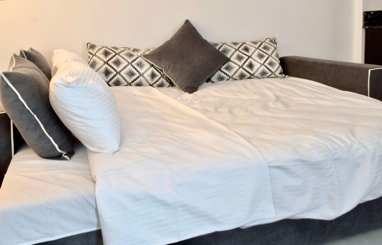 801 Καθιστικό - καναπές-κρεβάτι