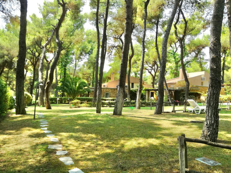 Ιδιωτική βίλα και κήπος