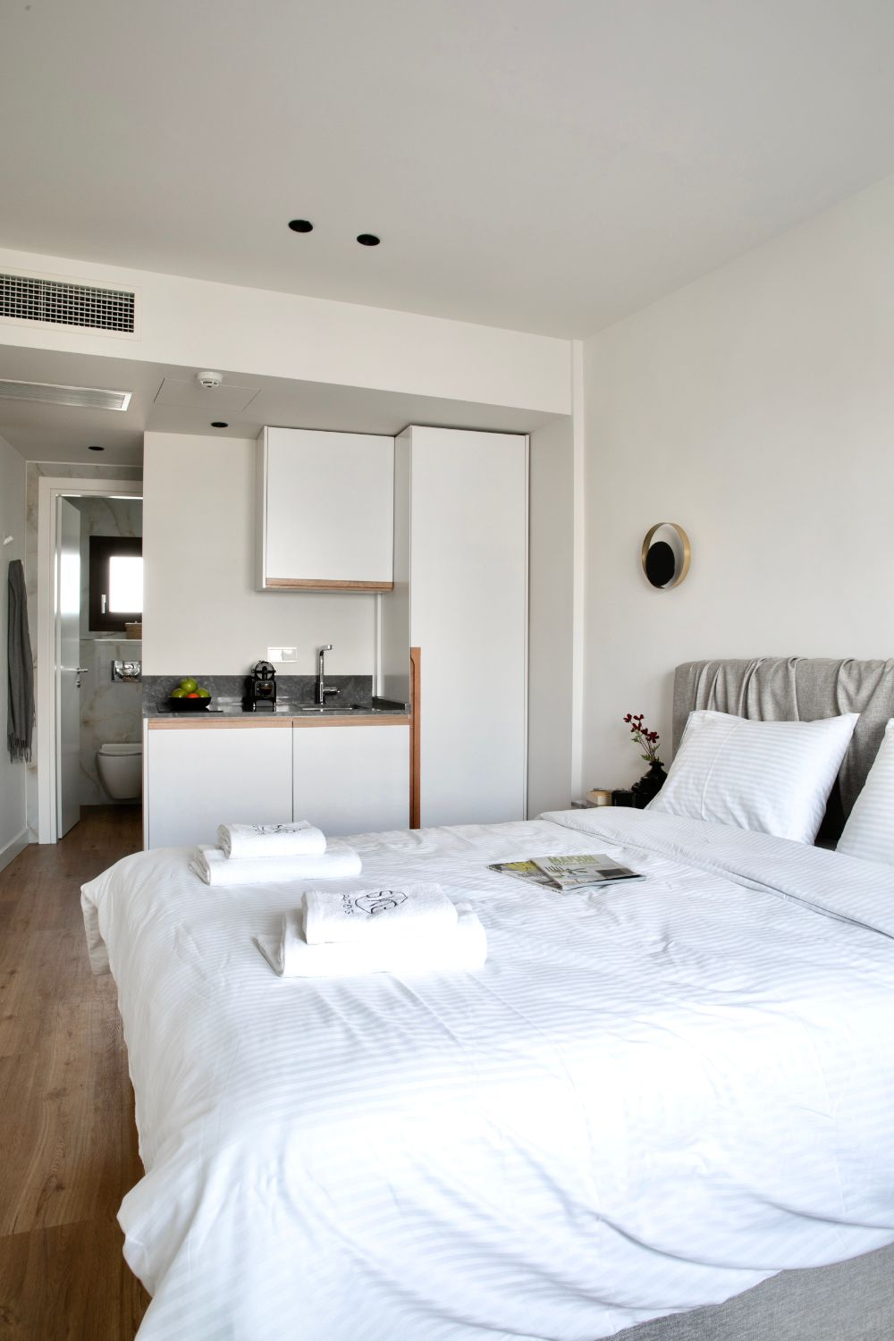 #701 Bedroom with Double Bed