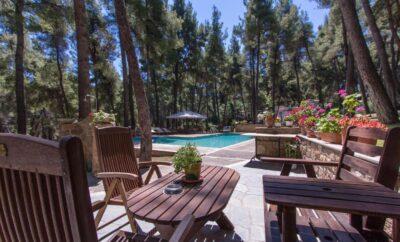 #Sani Cape: 2 Bedroom Vacation Villa