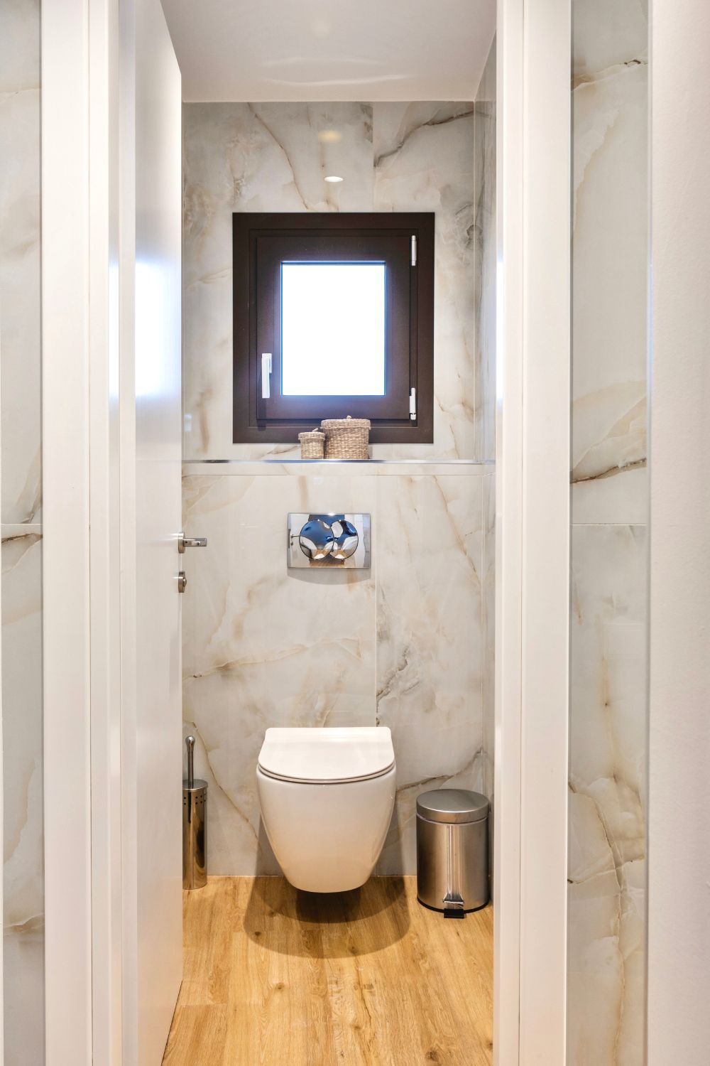 #701 Bathroom with WC and Shower