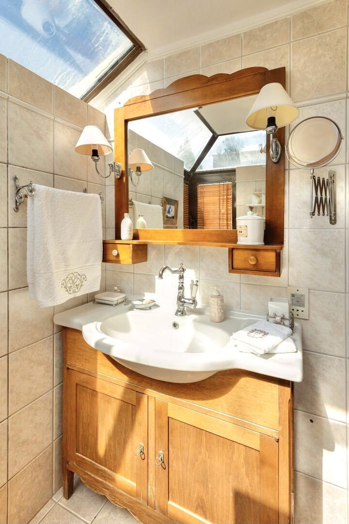 Μπάνιο με WC