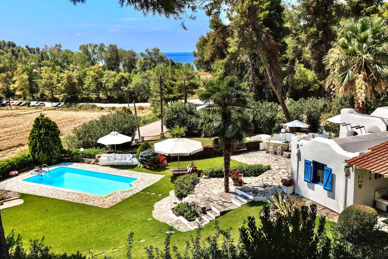 Villa Ammos Property