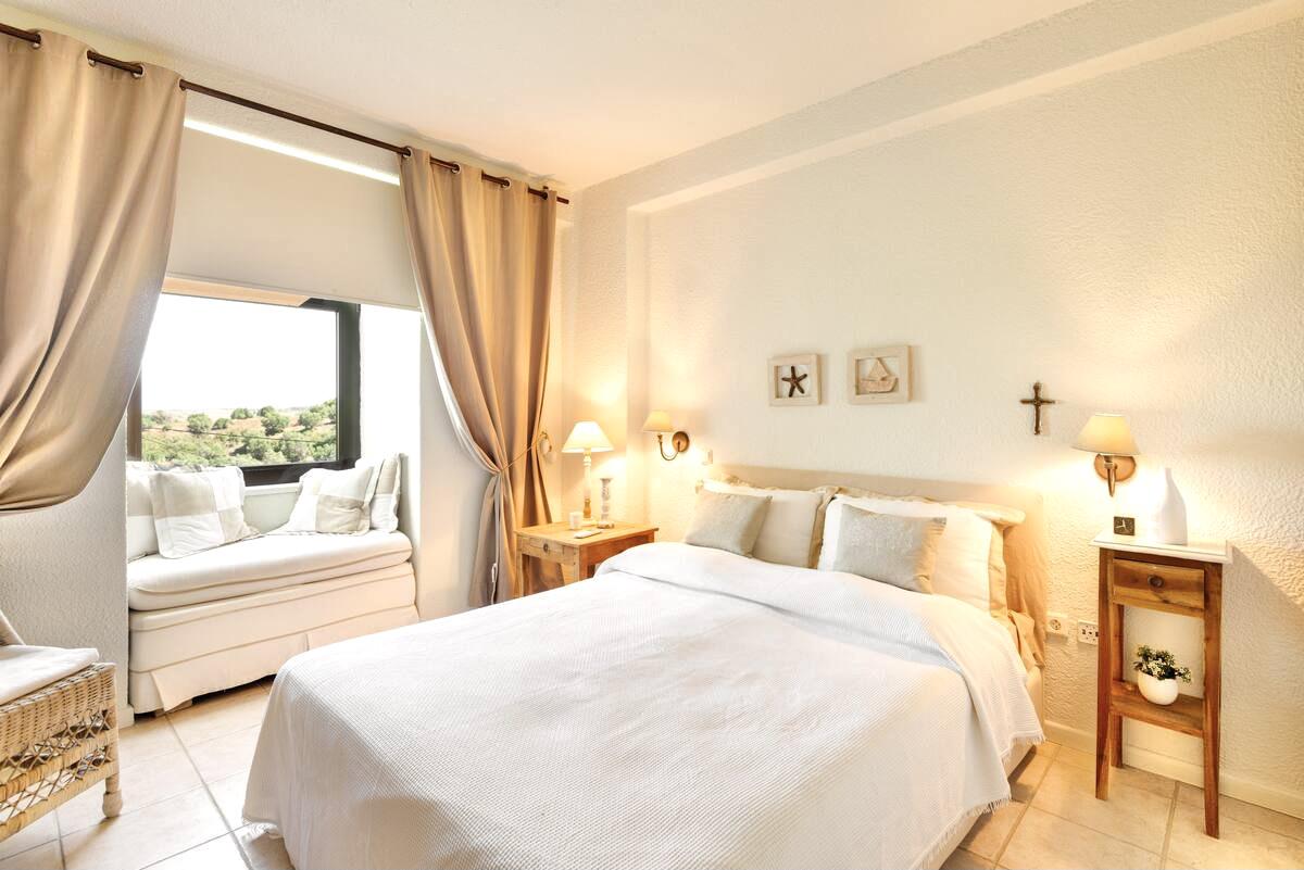 3ο Υπνοδωμάτιο με 1 διπλό κρεβάτι