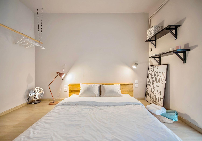 Υπνοδωμάτιο 2, με διπλό κρεβάτι