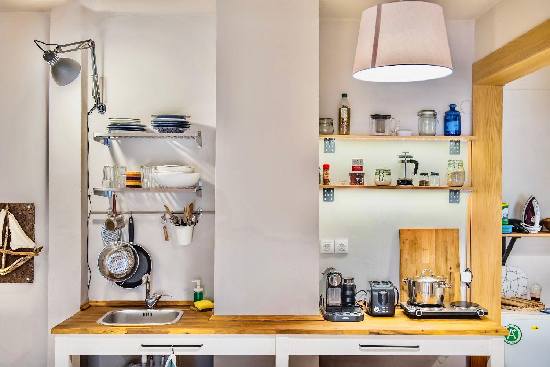 Μικρή κουζίνα