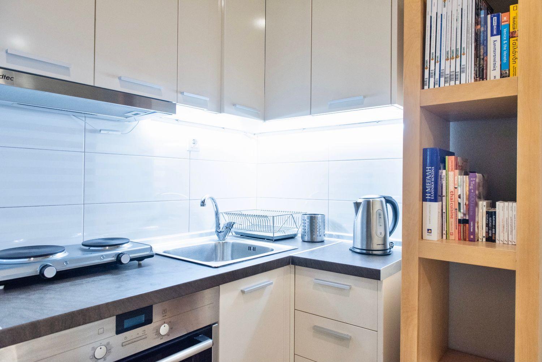 Εξοπλισμένη κουζίνα