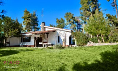#Calysto: Sani Family Villa with Pool