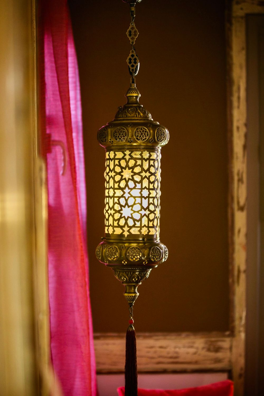 Ottoman Grande: Decorative details