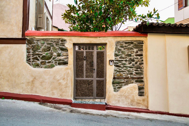 Ottoman Entrance