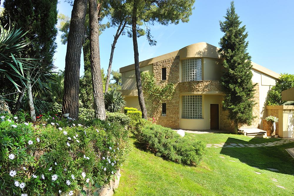 Villa Urania and Garden