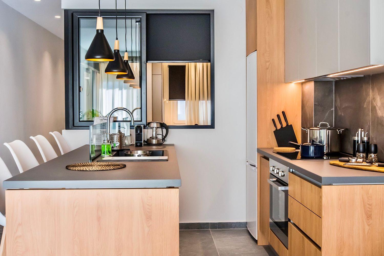 Clio Κουζίνα και τραπεζαρία
