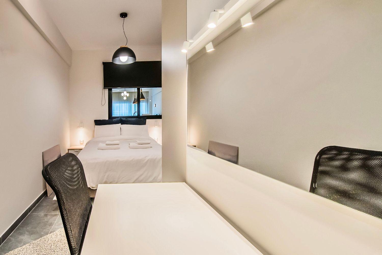 Clio Υπνοδωμάτιο και γραφείο