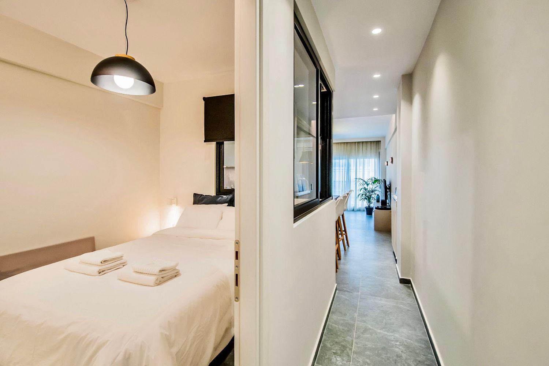 Clio Υπνοδωμάτιο και χωλ