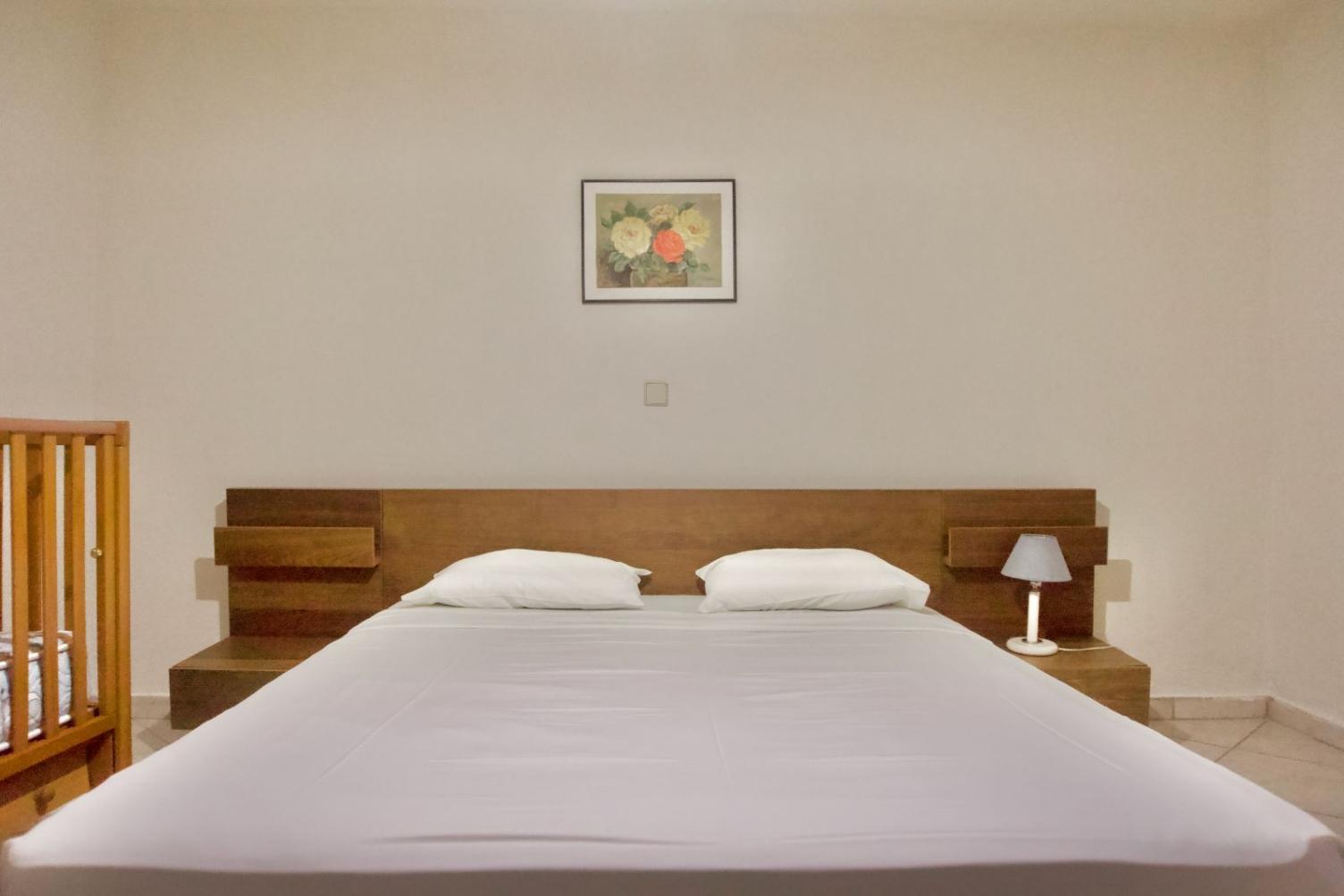 Υπνοδωμάτιο στο Υπόγειο