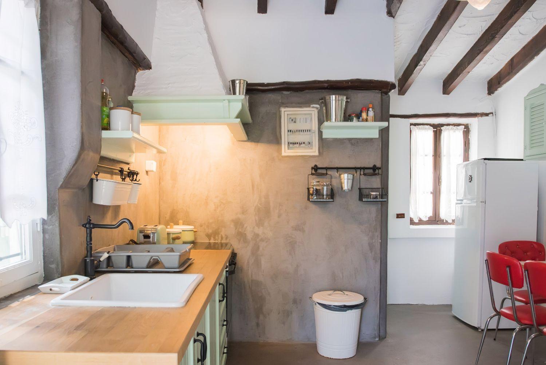 Mint kitchen & Dining area
